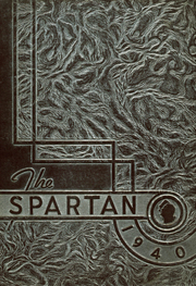 Cresco High School - Spartan Yearbook (Cresco, IA) online yearbook collection, 1940 Edition, Page 1