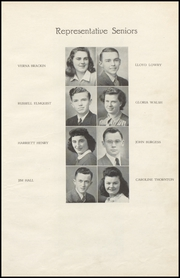 Page 13, 1942 Edition, Cresco High School - Spartan Yearbook (Cresco, IA) online yearbook collection
