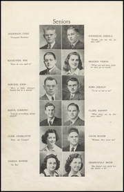 Page 14, 1942 Edition, Cresco High School - Spartan Yearbook (Cresco, IA) online yearbook collection