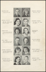 Page 15, 1942 Edition, Cresco High School - Spartan Yearbook (Cresco, IA) online yearbook collection