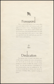 Page 6, 1942 Edition, Cresco High School - Spartan Yearbook (Cresco, IA) online yearbook collection