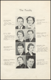 Page 9, 1942 Edition, Cresco High School - Spartan Yearbook (Cresco, IA) online yearbook collection