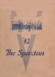 Page 1, 1943 Edition, Cresco High School - Spartan Yearbook (Cresco, IA) online yearbook collection