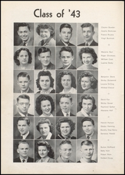 Page 12, 1943 Edition, Cresco High School - Spartan Yearbook (Cresco, IA) online yearbook collection