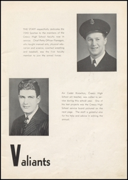 Page 5, 1943 Edition, Cresco High School - Spartan Yearbook (Cresco, IA) online yearbook collection