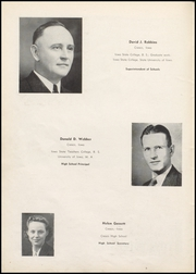 Page 8, 1943 Edition, Cresco High School - Spartan Yearbook (Cresco, IA) online yearbook collection