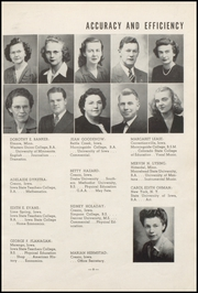 Page 13, 1946 Edition, Cresco High School - Spartan Yearbook (Cresco, IA) online yearbook collection