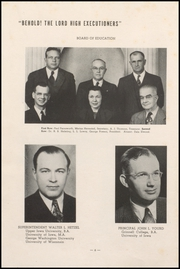 Page 10, 1949 Edition, Cresco High School - Spartan Yearbook (Cresco, IA) online yearbook collection
