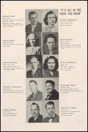 Page 11, 1949 Edition, Cresco High School - Spartan Yearbook (Cresco, IA) online yearbook collection