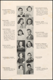 Page 17, 1949 Edition, Cresco High School - Spartan Yearbook (Cresco, IA) online yearbook collection