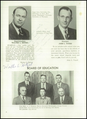 Page 10, 1951 Edition, Cresco High School - Spartan Yearbook (Cresco, IA) online yearbook collection