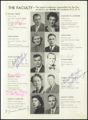 Page 11, 1951 Edition, Cresco High School - Spartan Yearbook (Cresco, IA) online yearbook collection