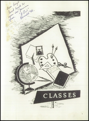 Page 13, 1951 Edition, Cresco High School - Spartan Yearbook (Cresco, IA) online yearbook collection