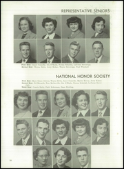 Page 14, 1951 Edition, Cresco High School - Spartan Yearbook (Cresco, IA) online yearbook collection