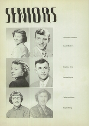 Page 10, 1952 Edition, Cresco High School - Spartan Yearbook (Cresco, IA) online yearbook collection