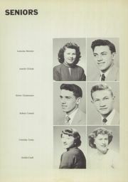 Page 11, 1952 Edition, Cresco High School - Spartan Yearbook (Cresco, IA) online yearbook collection