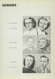 Page 13, 1952 Edition, Cresco High School - Spartan Yearbook (Cresco, IA) online yearbook collection