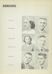 Page 15, 1952 Edition, Cresco High School - Spartan Yearbook (Cresco, IA) online yearbook collection