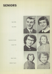Page 17, 1952 Edition, Cresco High School - Spartan Yearbook (Cresco, IA) online yearbook collection