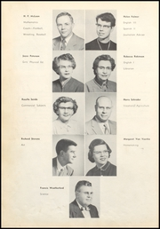 Page 10, 1955 Edition, Cresco High School - Spartan Yearbook (Cresco, IA) online yearbook collection