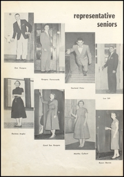 Page 12, 1955 Edition, Cresco High School - Spartan Yearbook (Cresco, IA) online yearbook collection