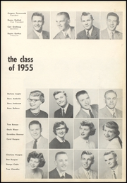 Page 13, 1955 Edition, Cresco High School - Spartan Yearbook (Cresco, IA) online yearbook collection