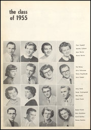 Page 14, 1955 Edition, Cresco High School - Spartan Yearbook (Cresco, IA) online yearbook collection
