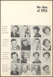 Page 15, 1955 Edition, Cresco High School - Spartan Yearbook (Cresco, IA) online yearbook collection