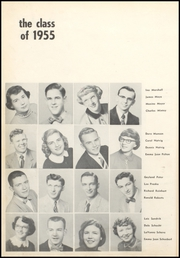 Page 16, 1955 Edition, Cresco High School - Spartan Yearbook (Cresco, IA) online yearbook collection