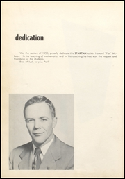 Page 6, 1955 Edition, Cresco High School - Spartan Yearbook (Cresco, IA) online yearbook collection