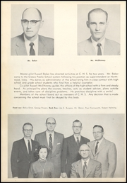 Page 8, 1955 Edition, Cresco High School - Spartan Yearbook (Cresco, IA) online yearbook collection
