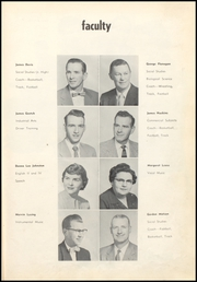 Page 9, 1955 Edition, Cresco High School - Spartan Yearbook (Cresco, IA) online yearbook collection