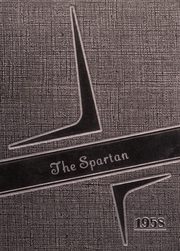 Page 1, 1958 Edition, Cresco High School - Spartan Yearbook (Cresco, IA) online yearbook collection