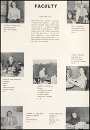 Page 10, 1958 Edition, Cresco High School - Spartan Yearbook (Cresco, IA) online yearbook collection