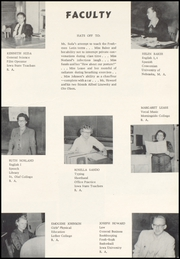 Page 11, 1958 Edition, Cresco High School - Spartan Yearbook (Cresco, IA) online yearbook collection