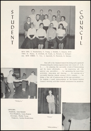 Page 12, 1958 Edition, Cresco High School - Spartan Yearbook (Cresco, IA) online yearbook collection
