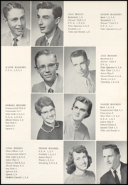 Page 15, 1958 Edition, Cresco High School - Spartan Yearbook (Cresco, IA) online yearbook collection