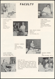 Page 9, 1958 Edition, Cresco High School - Spartan Yearbook (Cresco, IA) online yearbook collection