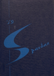 Page 1, 1959 Edition, Cresco High School - Spartan Yearbook (Cresco, IA) online yearbook collection