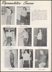 Page 8, 1959 Edition, Cresco High School - Spartan Yearbook (Cresco, IA) online yearbook collection
