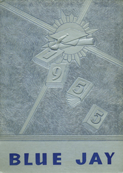 1955 Edition, George High School - Bluejay Yearbook (George, IA)