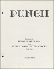 Page 5, 1949 Edition, Everly High School - Punch Yearbook (Everly, IA) online yearbook collection