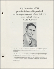 Page 7, 1949 Edition, Everly High School - Punch Yearbook (Everly, IA) online yearbook collection