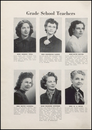 Page 10, 1950 Edition, Everly High School - Punch Yearbook (Everly, IA) online yearbook collection