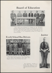 Page 12, 1950 Edition, Everly High School - Punch Yearbook (Everly, IA) online yearbook collection