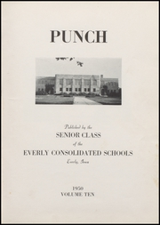 Page 7, 1950 Edition, Everly High School - Punch Yearbook (Everly, IA) online yearbook collection