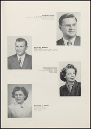 Page 15, 1951 Edition, Everly High School - Punch Yearbook (Everly, IA) online yearbook collection