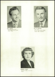 Page 12, 1953 Edition, Everly High School - Punch Yearbook (Everly, IA) online yearbook collection