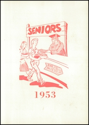 Page 15, 1953 Edition, Everly High School - Punch Yearbook (Everly, IA) online yearbook collection
