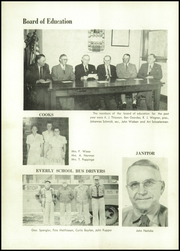 Page 8, 1953 Edition, Everly High School - Punch Yearbook (Everly, IA) online yearbook collection